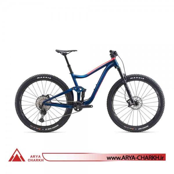 دوچرخه کوهستان دو کمک 29 جاینت مدل (GIANT TRANCE 29 1 (2020