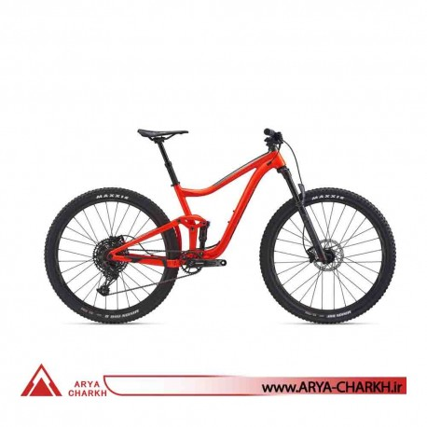 دوچرخه کوهستان دو کمک 29 جاینت مدل (GIANT TRANCE 29 3 (2020