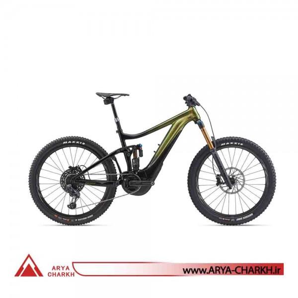 دوچرخه برقی کوهستان دو کمک جاینت مدل (GIANT REIGN E+ 0 PRO (2020