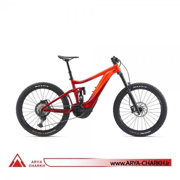 دوچرخه برقی کوهستان دو کمک جاینت مدل (GIANT REIGN E+ 1 PRO (2020