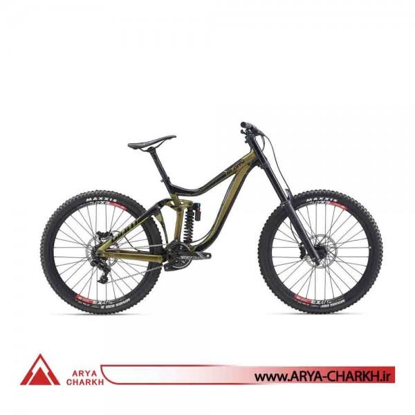 دوچرخه کوهستان دو کمک 27/5 جاینت مدل (2020)GIANT GLORY 1