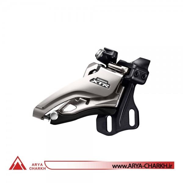 طبق عوض کن دوچرخه شیمانو مدل Shimano XTR,FD-M9020-H2X11 HIGH CLAMP, SIDE-SWING