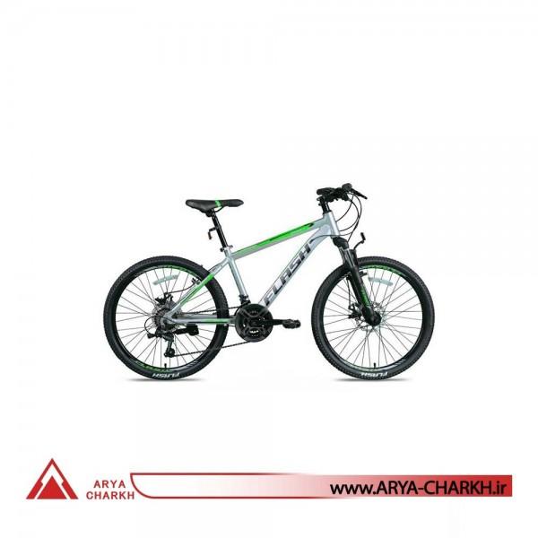 دوچرخه بچگانه فلش مدل هایپر 7 سایز Intense Champion 2D 24