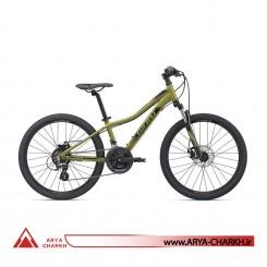 دوچرخه کوهستان کودک جاینت ایکس تی سی سایز 24 (GIANT XTC JR DISC 24 (2020