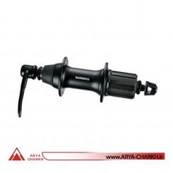توپی عقب Shimano HB-RM70-L BLACK 36H