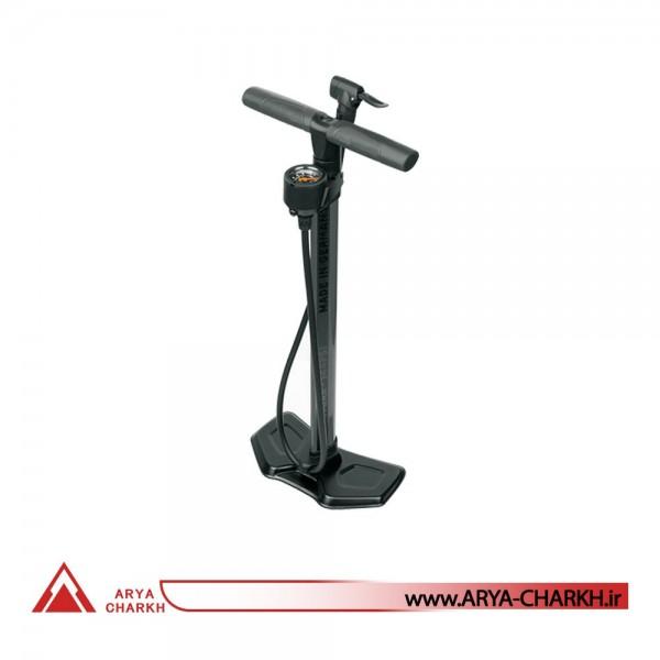 تلمبه زمینی دوچرخه برند اس کی اس مدل AIRWORX 10.0 ANTHRACITE