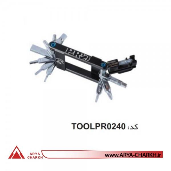 آچار مشتی 15کاره دوچرخه برند پرو PRO مدل TOOLPR0240