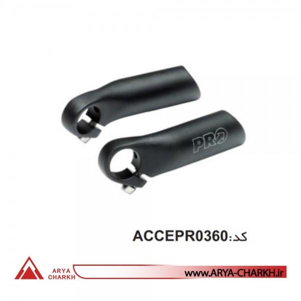 شاخ گاوی دوچرخه برند پرو PRO آناتومیک آلومینیومی مدل ACCEPR0360