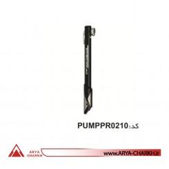تلمبه دستي کوچک پرفورمنس دوطرفه دوچرخه برند پرو مدل PRO PUMPPR0210