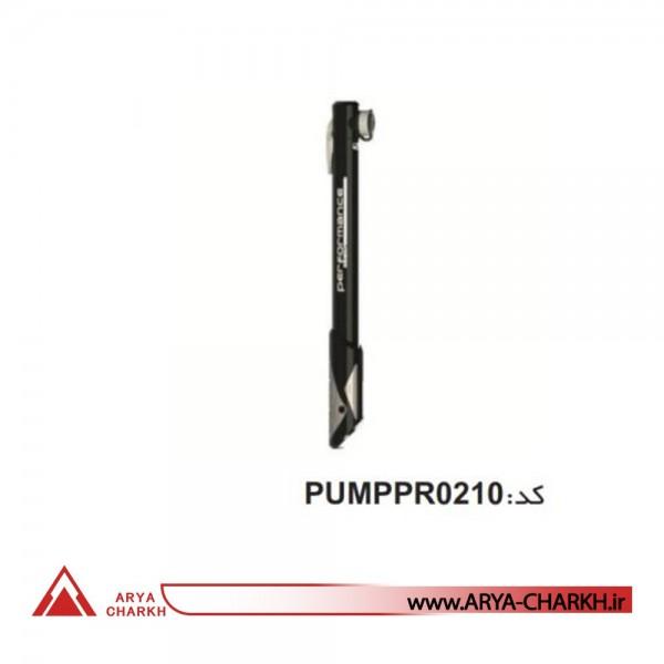 تلمبه دستي کوچک پرفورمنس دوطرفه دوپرخه برند پرو PRO مدل PUMPPR0210