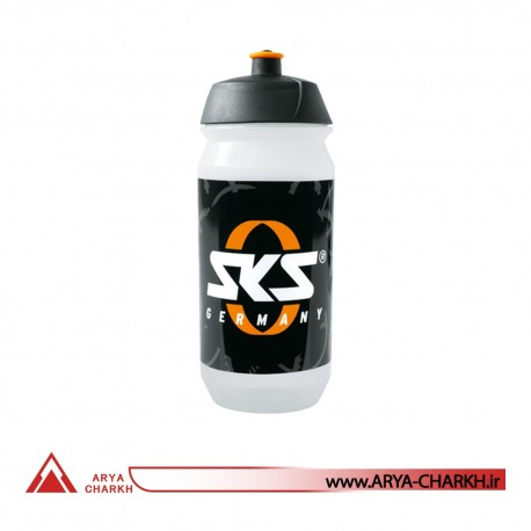 قمقمه دوچرخه برند اس کی اس مدل SKS Mountain Drinking Bottle 500ml