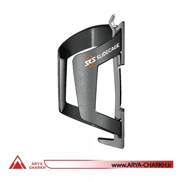 بست پایه قمقمه دوچرخه برند اس کی اس مدل SKS SLIDECAGE BOTTLE CAGE