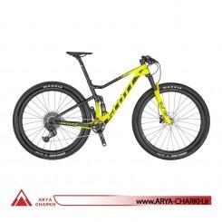 دوچرخه دوکمک کوهستان اسکات سایز 29 مدل SCOTT SPARK RC 900 WORLD CUP AXS BIKE