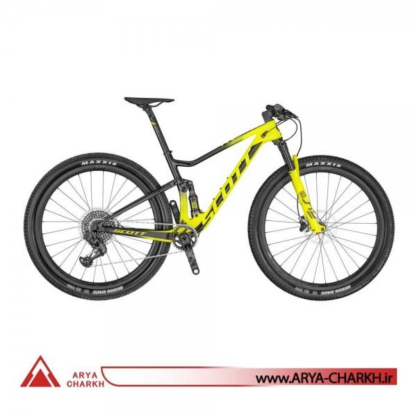 دوچرخه کوهستان اسکات سایز 29 مدل SCOTT SPARK RC 900 WORLD CUP AXS BIKE