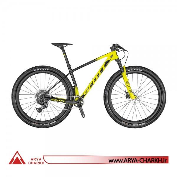 دوچرخه کوهستان اسکات سایز 29 مدل SCOTT SCALE RC 900 WORLD CUP AXS BIKE