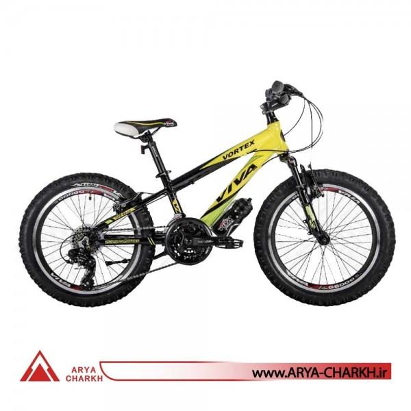 دوچرخه ویوا سایز 20 مدل VIVA VORTEX