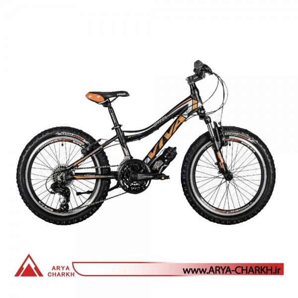 دوچرخه ویوا سایز 20 مدل 20135 VIVA VORTEX