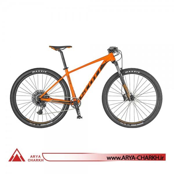 دوچرخه کوهستان اسکات سایز 29 مدل SCOTT SCALE 970 ORANGE/BLACK BIKE