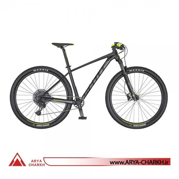 دوچرخه کوهستان اسکات سایز 29 مدل SCOTT SCALE 970 BLACK/YELLOW BIKE