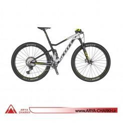 دوچرخه دوکمک کوهستان اسکات اسپارک سایز 29 مدل SCOTT SPARK RC 900 PRO BIKE