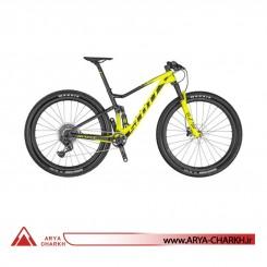 دوچرخه دوکمک کوهستان اسکات سایز 29 مدل SCOTT SPARK RC 900 WORLD CUP BIKE