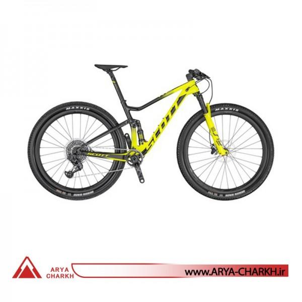 دوچرخه کوهستان اسکات سایز26 مدل SCOTT SPARK RC 900 WORLD CUP BIKE