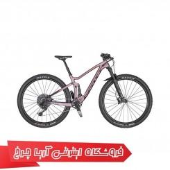دوچرخه بانوان کوهستان دو کمک اسکات مدل SCOTT - CONTESSA SPARK 910