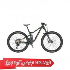 دوچرخه کوهستان دو کمک اسکات مخصوص بانوان مدل SCOTT - CONTESSA GENIUS 910
