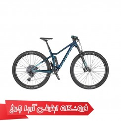 دوچرخه دوکمک کوهستان مخصوص بانوان اسکات سایز 29 مدل SCOTT CONTESSA SPARK 920 BIKE