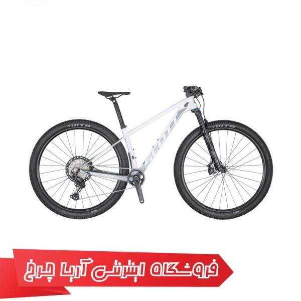 دوچرخه دوکمک کوهستان مخصوص بانوان اسکات سایز 29 | مدل SCOTT CONTESSA SPARK 910 BIKE