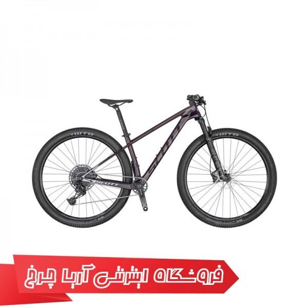 دوچرخه دوکمک کوهستان مخصوص بانوان اسکات سایز 29 | مدل SCOTT CONTESSA SPARK 930 BIKE