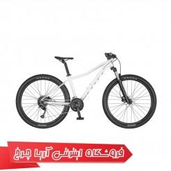 دوچرخه کوهستان اسکات مخصوص بانوان مدل SCOTT CONTESSA ACTIVE 40 WHITE BIKE