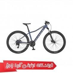 دوچرخه کوهستان اسکات مخصوص بانوان مدل SCOTT CONTESSA ACTIVE 50 DARK BLUE BIKE