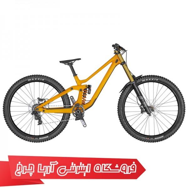 دوچرخه دو کمک کوهستان گمبلر 900 اسکات | SCOTT GAMBLER 900 TUNED BIKE
