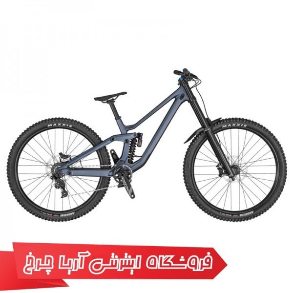دوچرخه دو کمک کوهستان گمبلر 910 اسکات | SCOTT GAMBLER 910 BIKE