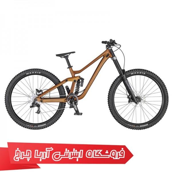 دوچرخه دو کمک کوهستان گمبلر 930 اسکات | SCOTT GAMBLER 930 BIKE