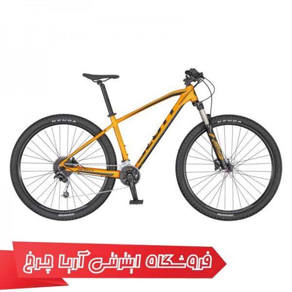 دوچرخه کوهستان اسکات مدل اسپکت 940 | SCOTT ASPECT 940 DK.GREY/RED