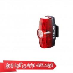 چراغ عقب شارژی دوچرخه برند کت آی (CAT EYE) مدل RAPID MINI