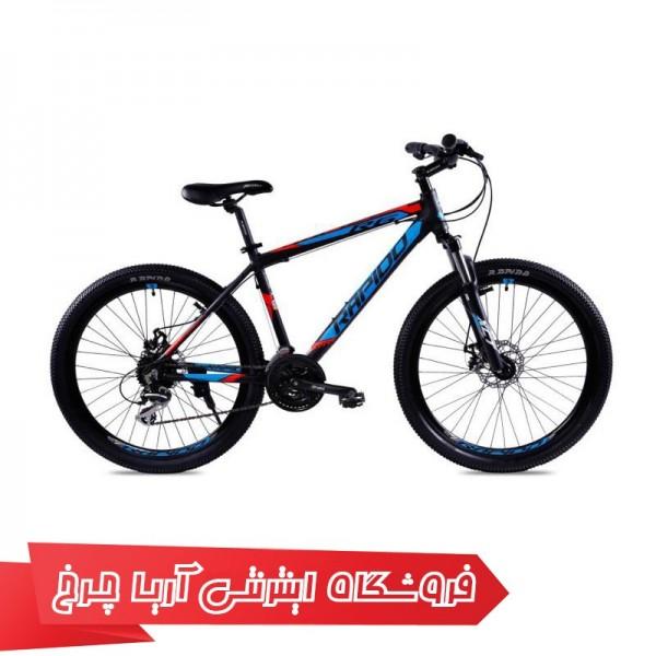 دوچرخه کوهستان دومنظوره راپیدو سایز 26 مدل Rapido 26 R6