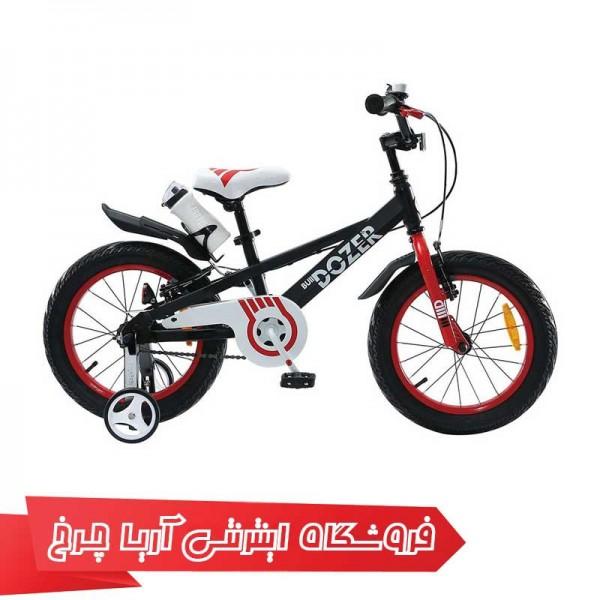 دوچرخه-بچه-گانه-قناری-سایز-16-مدل-CANARY-Bulldozer