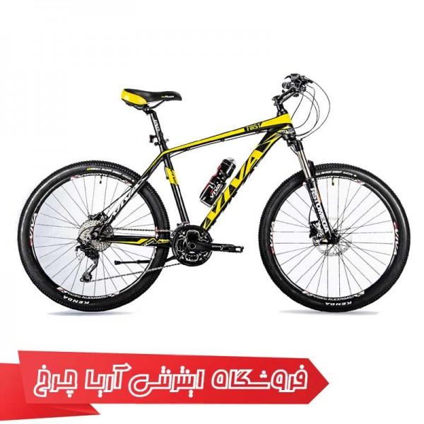 دوچرخه کوهستان دومنظوره ویوا سایز 26 مدل VIVA First 19
