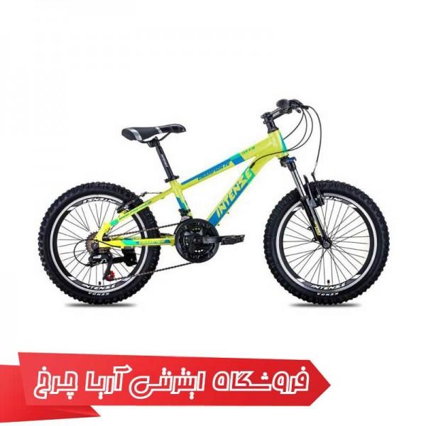 دوچرخه بچه گانه اینتنس سایز 20 مدل چمپون 3وی  (2020) Intense Champion 3V 20