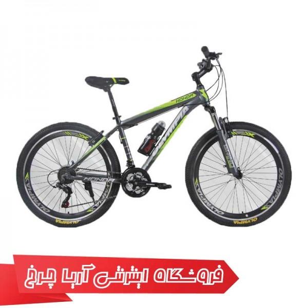 دوچرخه المپیا سایز 26 مدل هندا| Olympia Honda 26