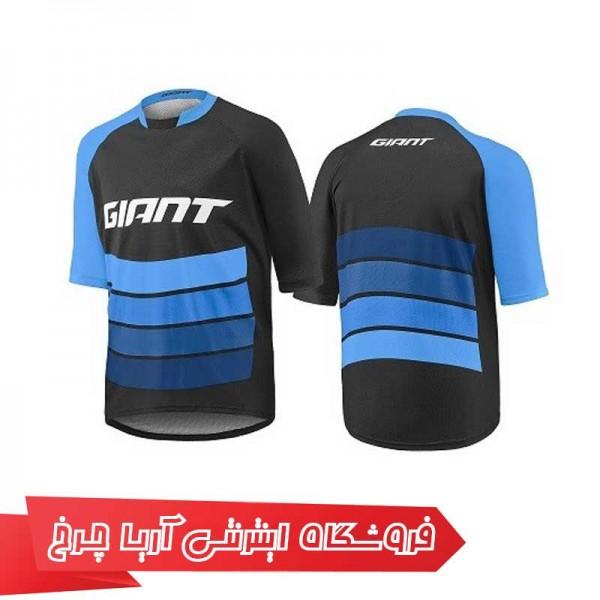 لباس دوچرخه سواری جاینت مدل ترنسفر اس اس جرسی | Giant Transfer SS jersey T-Shirt