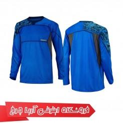 لباس آستین بلند آبی جاینت مدل رئالم ال/اس جرسی | Giant Realm L/S Jersey blue
