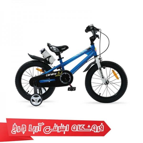 دوچرخه-بچه-گانه-قناری-16-مدل-فیری-استایل-CANARY-Free-Style-16