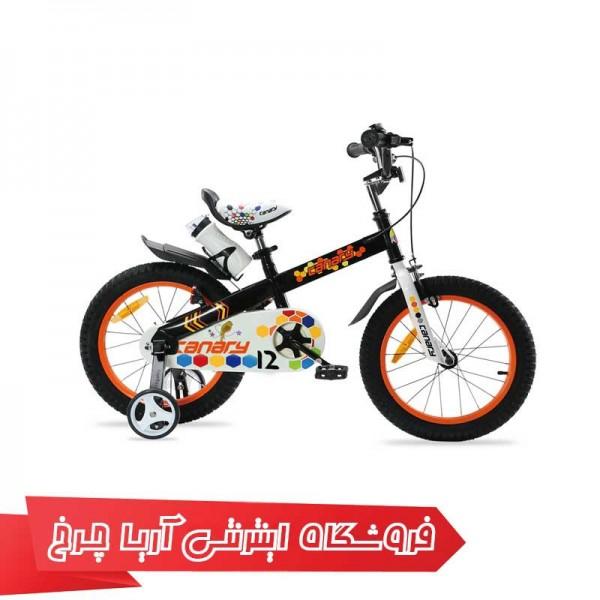 دوچرخه-بچه-گانه-قناری-12-مدل-هانی-CANARY-Honey-12