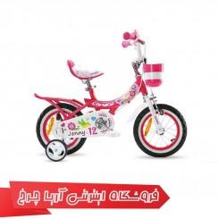 دوچرخه کودک قناری 12 مدل جنی | CANARY Jenny 12