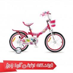 دوچرخه کودک قناری 16 مدل جنی | Canary Jenny 16