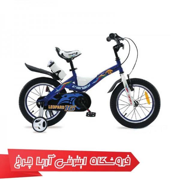 دوچرخه-بچه-گانه-قناری-16-مدل-لئوپارد-Canary-Leopard-16